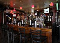 Rayans Irish Pub барная стойка