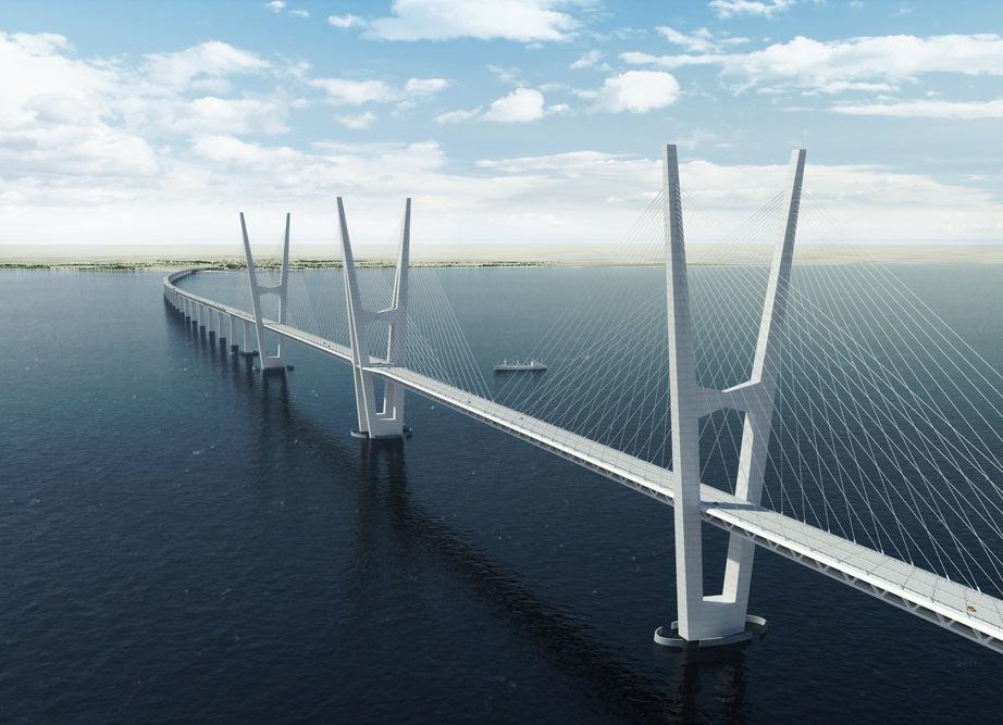 Мост к острову Фьюн