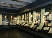 Выставка в музее Андерсена