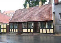 Дом Андерсена