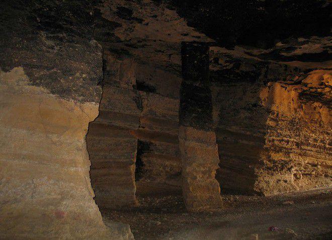 Хурват-Патиш – остатки древнего поселения
