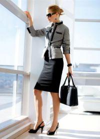 kancelářské oblečení 9