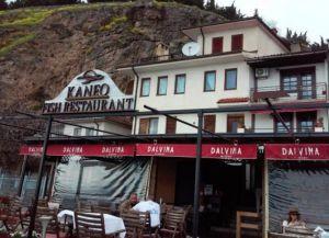 Ресторан Kaneo вывеска