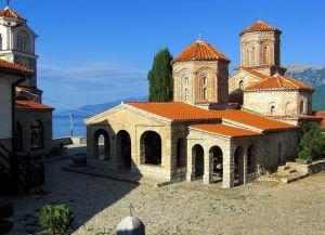 Монастырь святого Наума