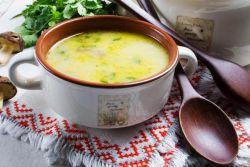 przepis na zupę masła