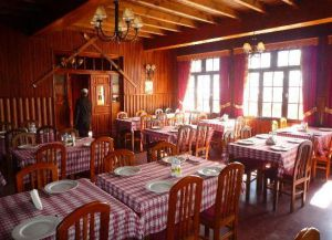Hotel Chez Juju ресторан
