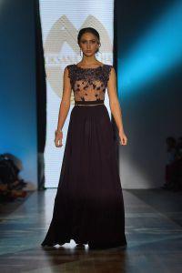 Oksana Mucha večernje haljine 3