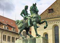 Статуя бургомистра Ганса Вальдманна