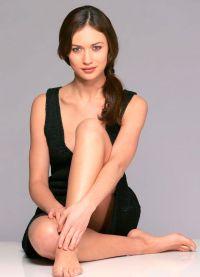 Ольга Куриленко уже в 18 лет снималась для лучших модных журналов