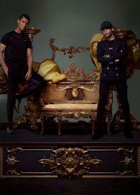 Оливье постоянно советовался с Рональдо по поводу тех или иных моделей