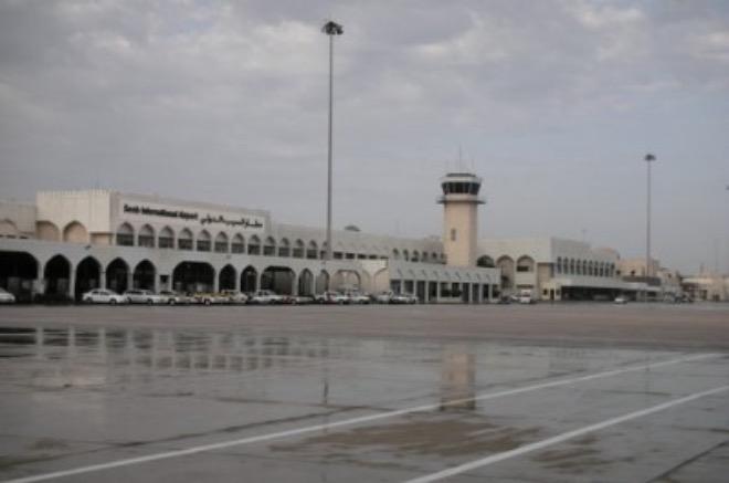 Аэропорт Маскат