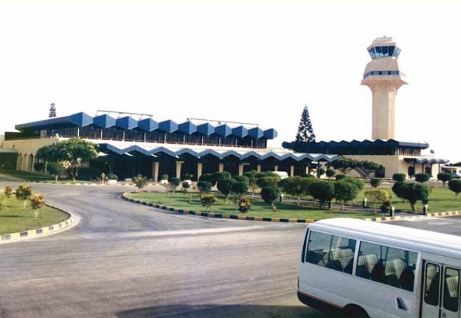 Аэропорт Салала