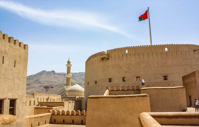 Старинные форты Омана