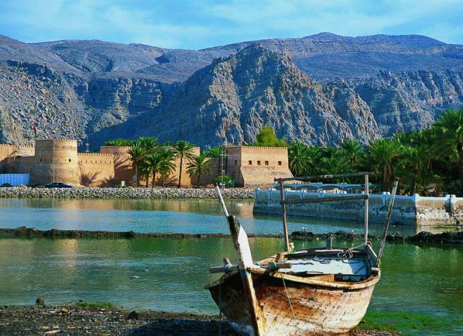 Крепость Хасаб