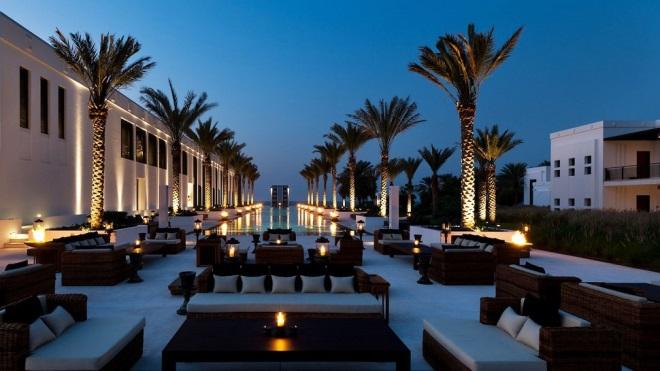 Роскошь оманских отелей
