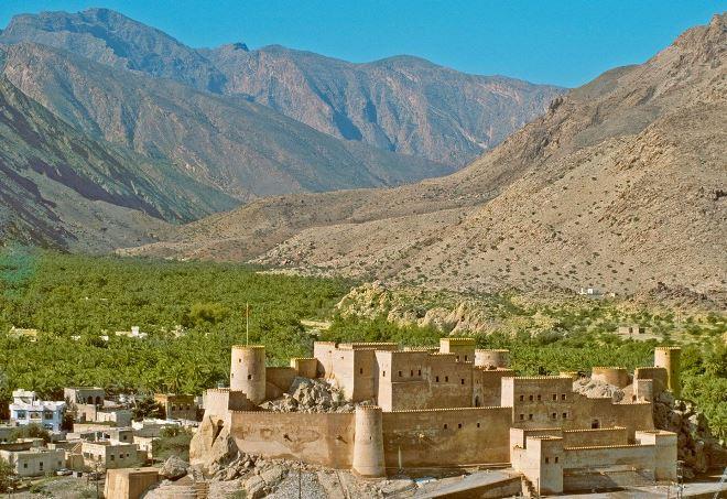 Оман - безопасная страна для туристов