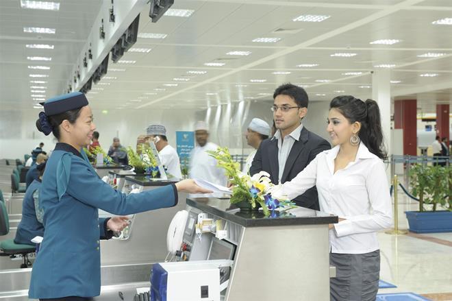 Оформление визы в аэропорту Омана