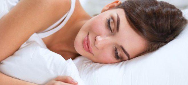 лучшая поза для сна