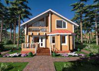 Jedna kata kuća s potkrovljem4