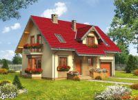 Jednokrevetna kuća s potkrovljem7