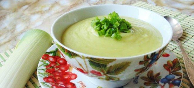 Пуйка супа - рецепта