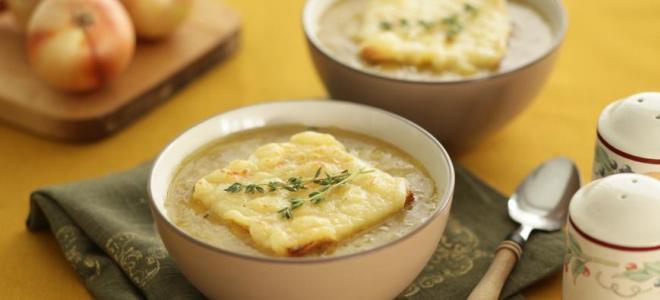 лук супа