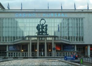 Знаменитое казино Kursaal Oostende