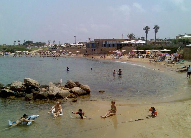 Ор-Акива - город, расположенный близко от Средиземного моря