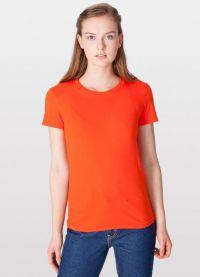oranžna majica 1
