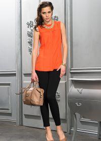 oranžna majica 5
