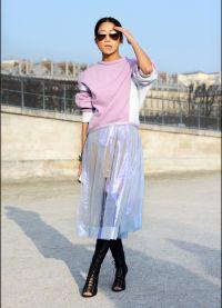 organza skirt2