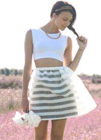 organza skirt5