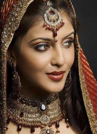 orientalny makijaż dla zielonych oczu 7