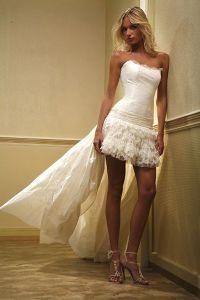 Oryginalne suknie ślubne 7