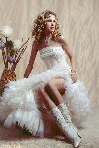 Oryginalne suknie ślubne 8