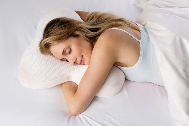 Ортопедическая подушка для сна на животе