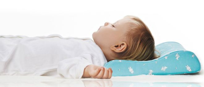 Как выбрать ортопедическую подушку для ребенка