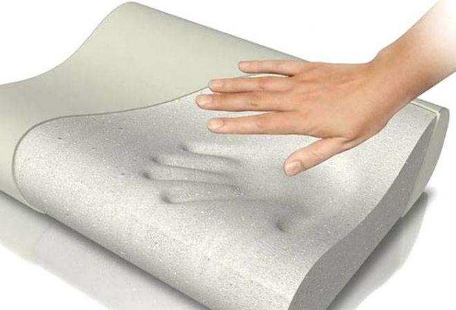 Как выбрать ортопедическую подушку с эффектом памяти