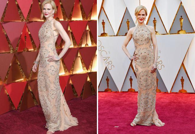 Sukienka Nicole Kidman zrobiła furorę na Oscara 2017