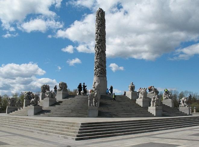 Парк Вигеланда