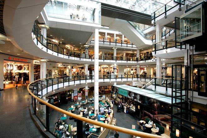 Торговый центр Oslo Sity