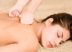 masaža za osteohondrozu prsne regije