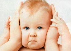 otitis media u dojenčadi