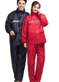 jumpsuit deževnega obleka 1