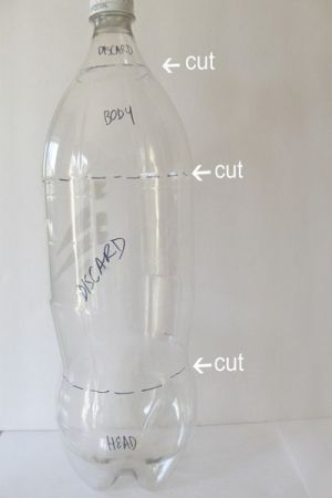 пластмасова бутилка owl16