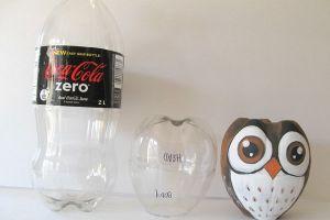 пластмасова бутилка owl18