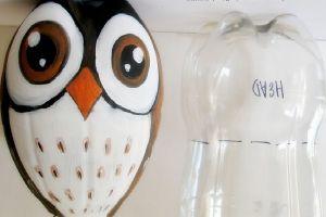 пластмасова бутилка owl19