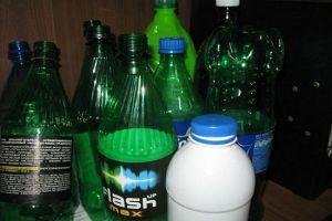 пластмасова бутилка owl20
