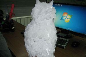 пластмасова бутилка owl29