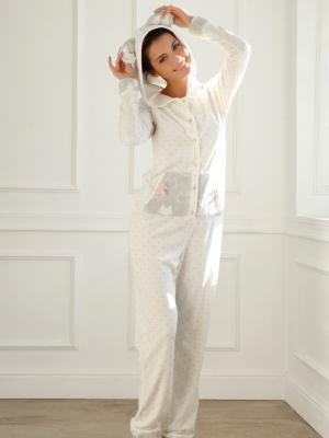 Pižamo kombinezon1